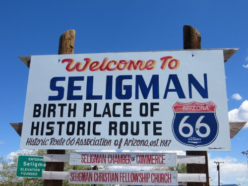 Seligman Arizona